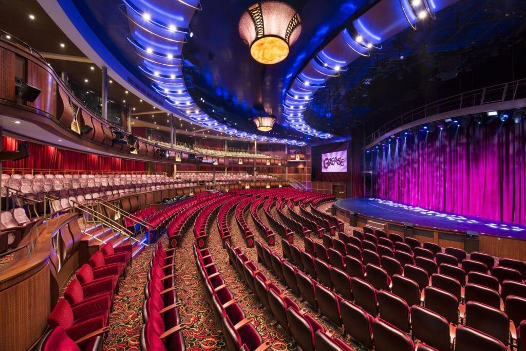 Cruiseschip-Harmony of the Seas-Royal Caribbean International-Theater