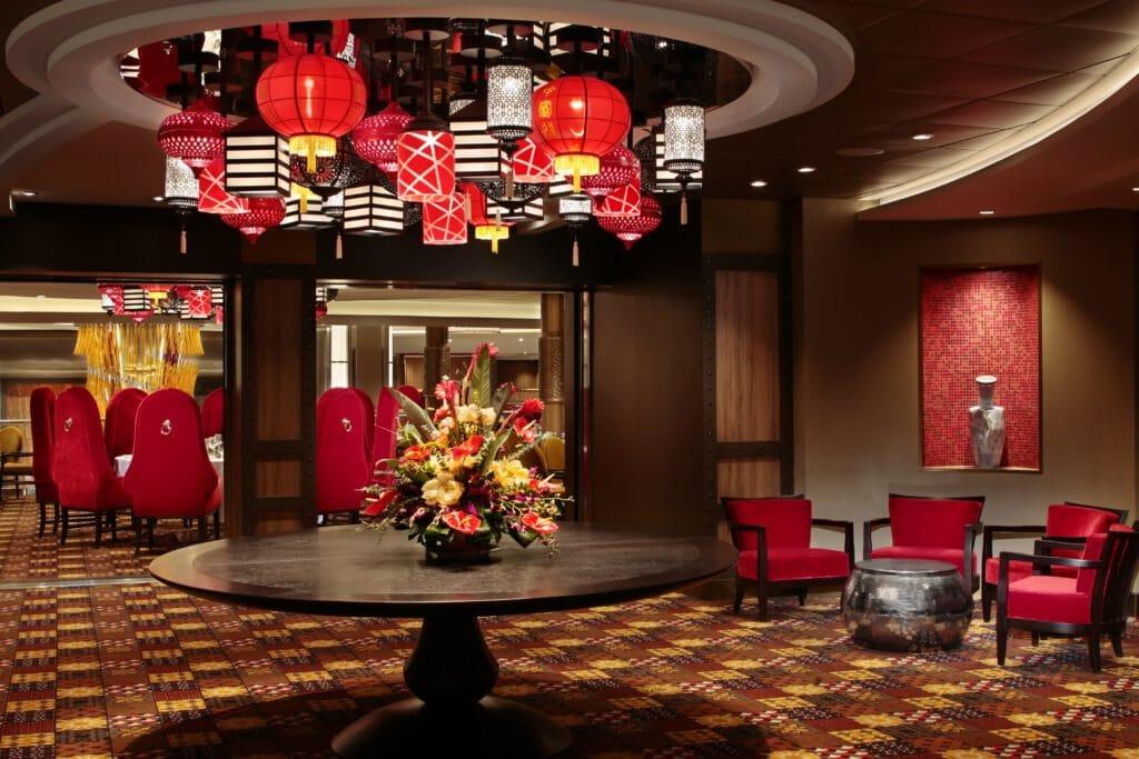 Cruiseschip-Harmony of the Seas-Royal Caribbean International-Restaurant Silk