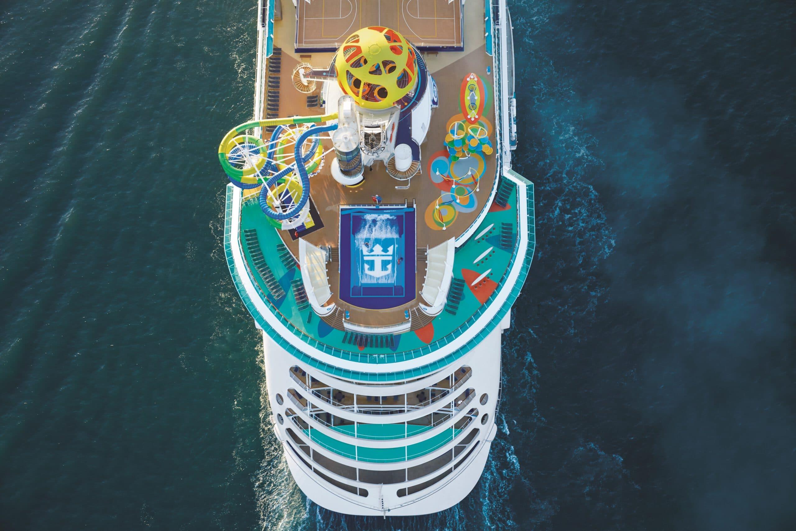 Cruiseschip-Independence of the Seas-Royal Caribbean International-Schip