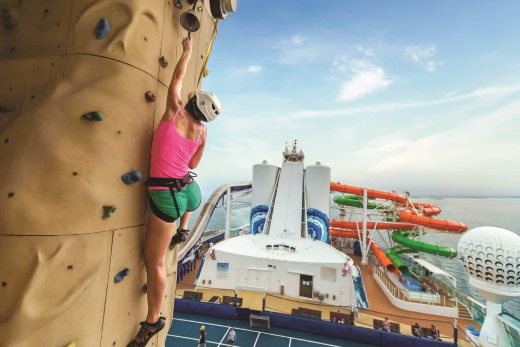 Cruiseschip-Liberty of the Seas-Royal Caribbean International-Rockwall