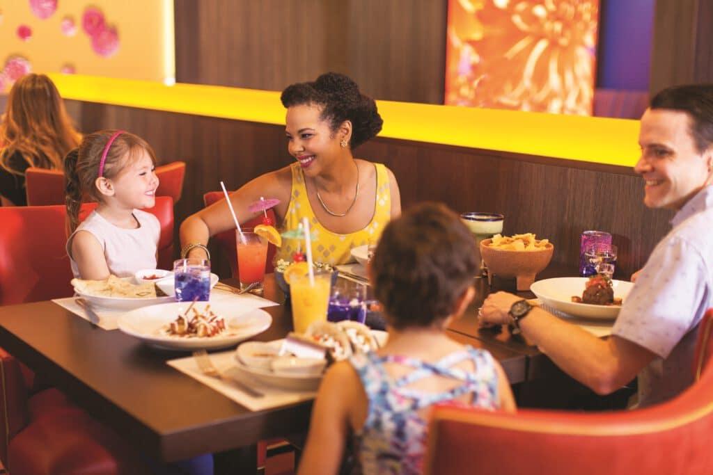Cruiseschip-Freedom of the Seas-Royal Caribbean International-Restaurant