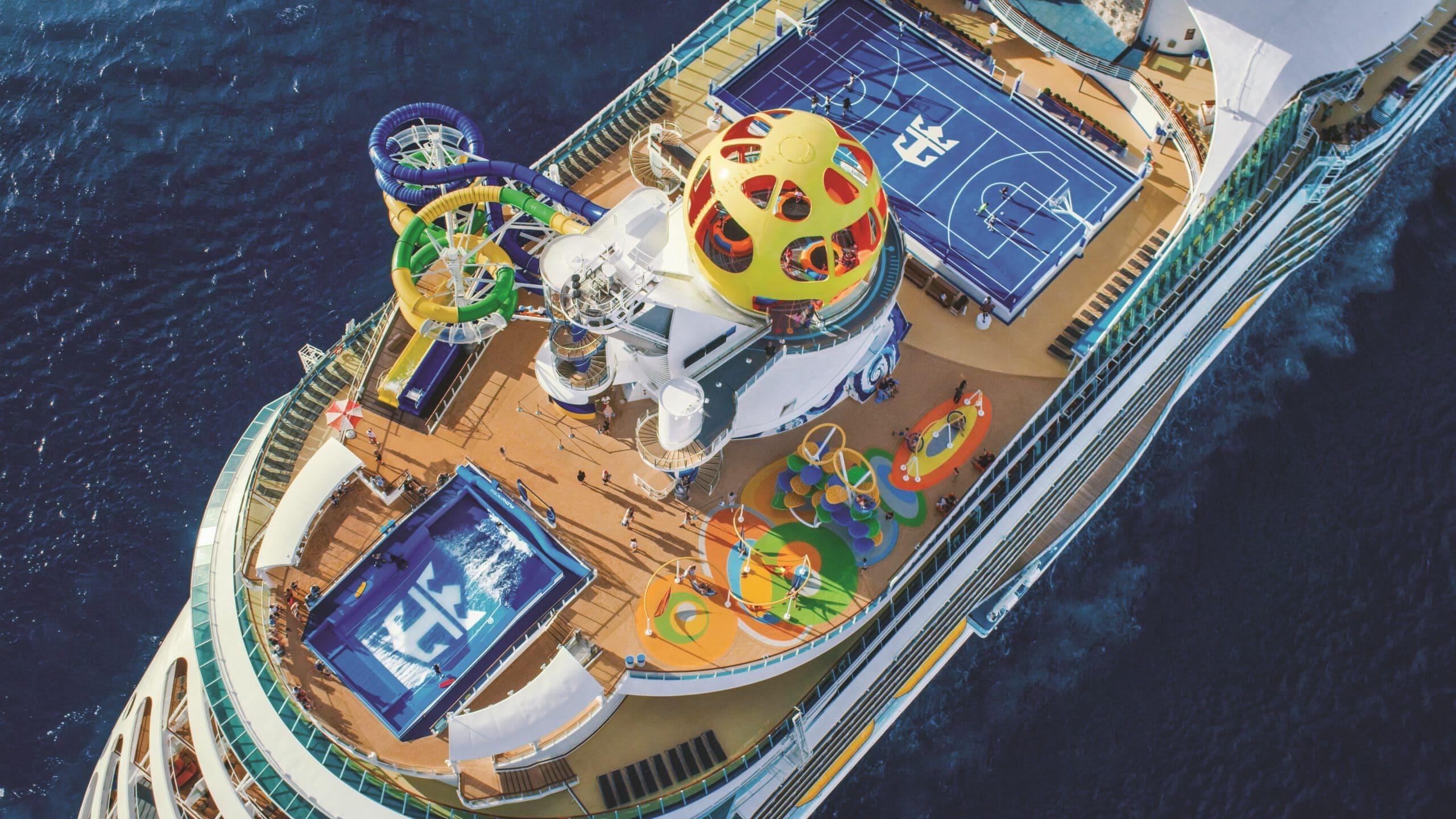 Cruiseschip-Explorer of the Seas-Royal Caribbean International-Schip