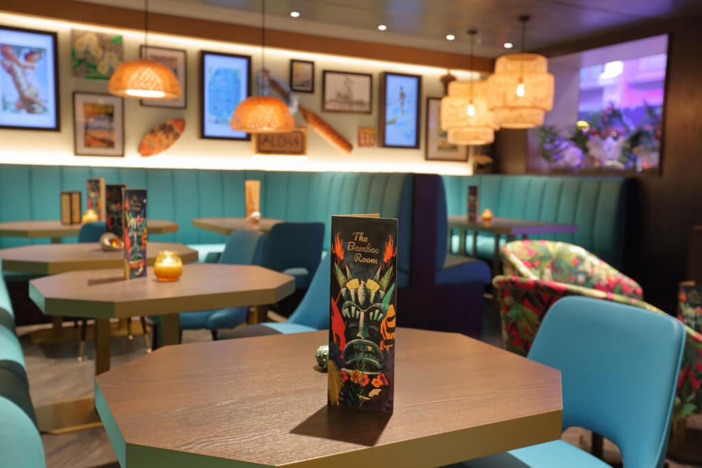 Cruiseschip-Adventure of the Seas-Royal Caribbean International-Restaurant