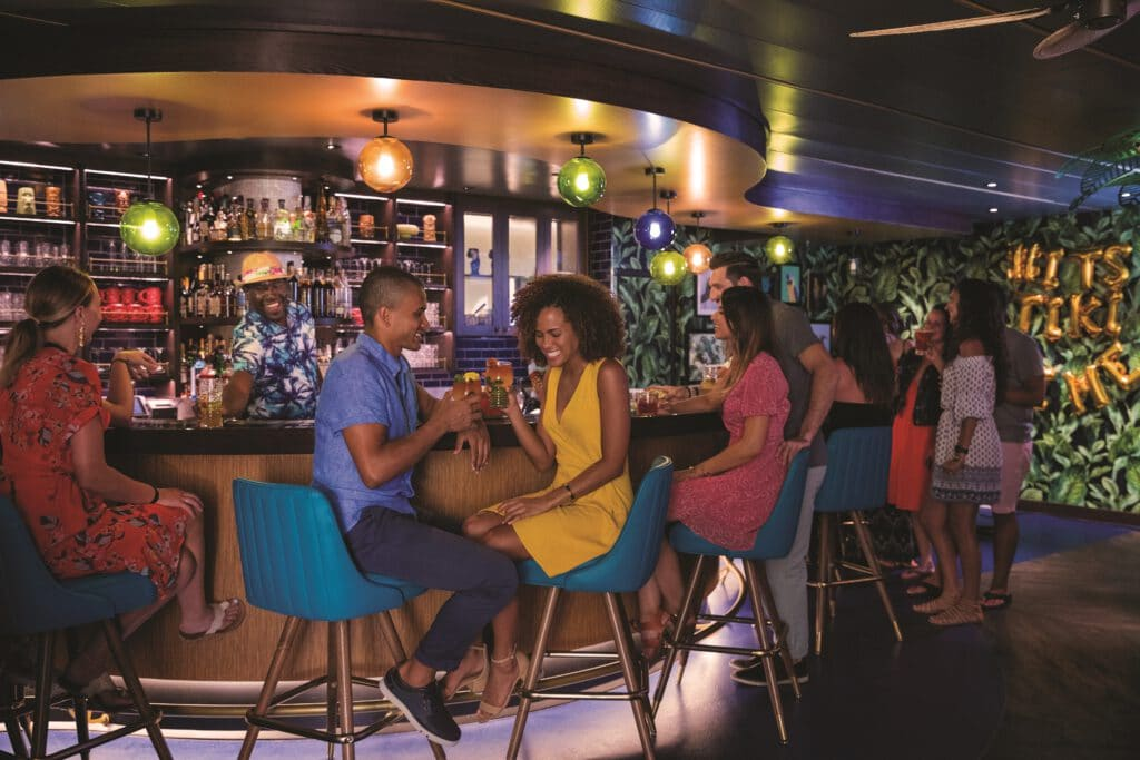Cruiseschip-Voyager of the Seas-Royal Caribbean International-Bar