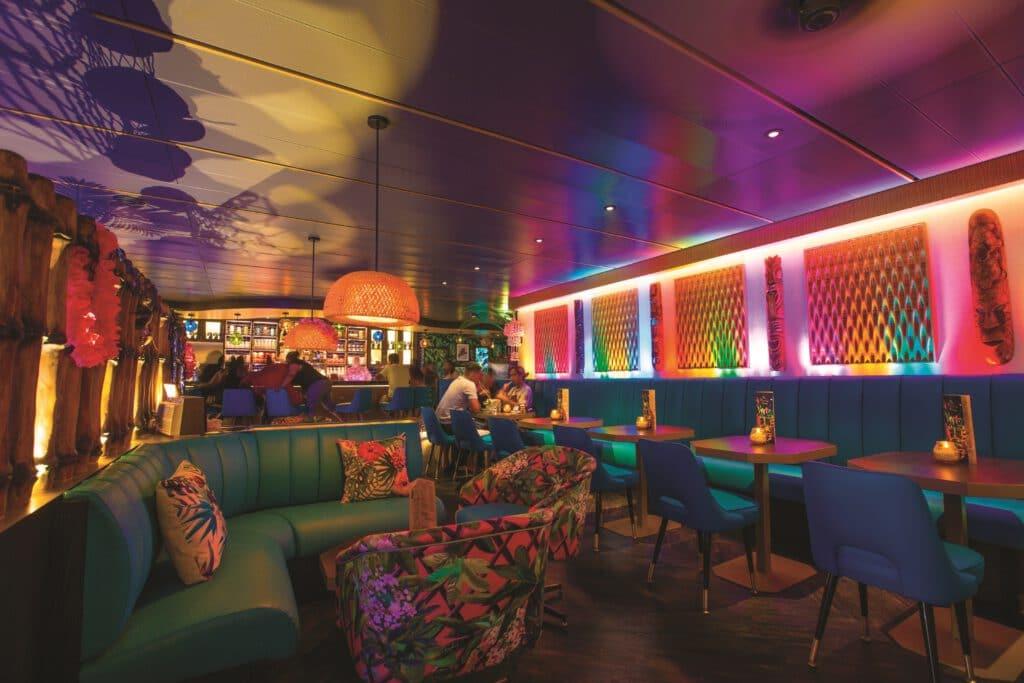 Cruiseschip-Adventure of the Seas-Royal Caribbean International-Bar Lounge
