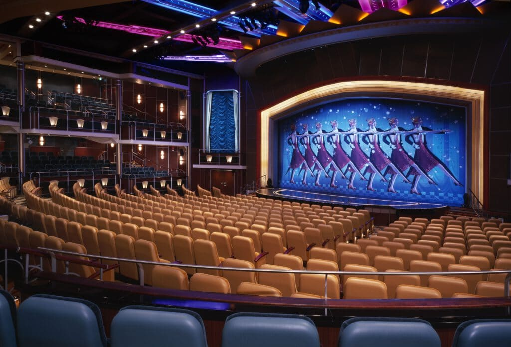 Cruiseschip-Explorer of the Seas-Royal Caribbean International-Theater