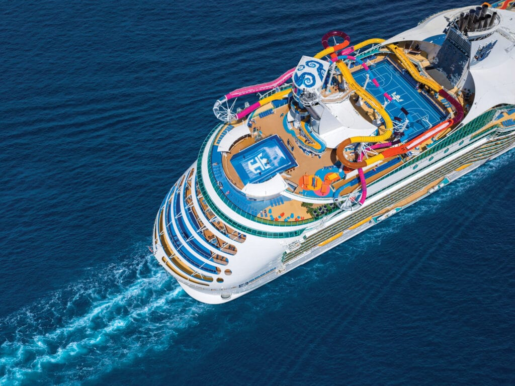 Cruiseschip-Mariner of the Seas-Navigator of the Seas-Royal Caribbean International-Schip