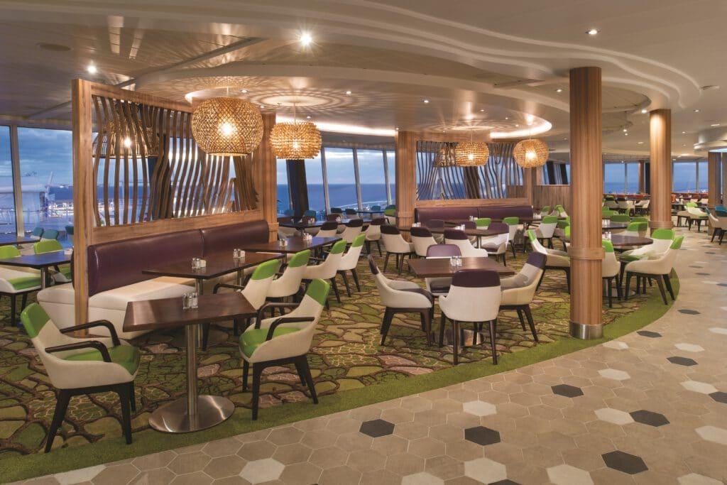 Oasis of the Seas-Royal Caribbean International-Windjammer Bugffet Restaurant