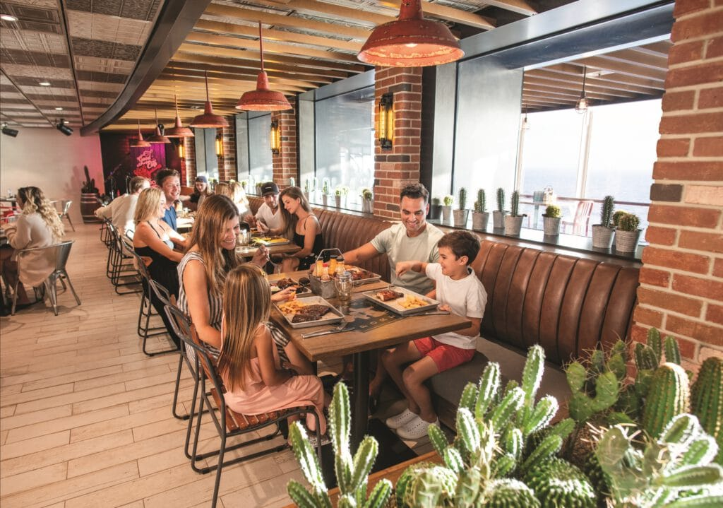 Cruiseschip-Oasis of the Seas-Royal Caribbean International-Restaurant