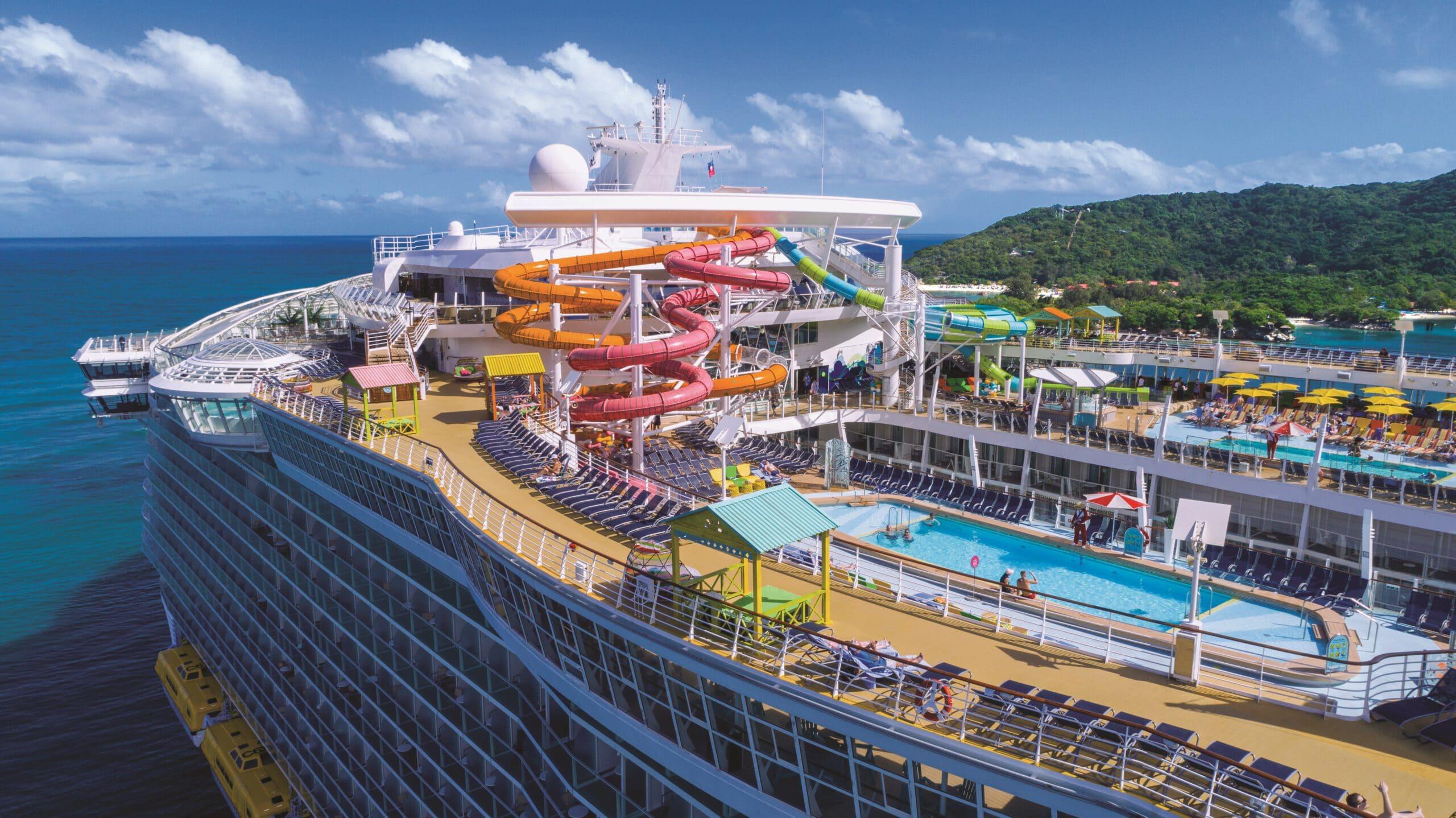 Cruiseschip-Oasis of the Seas-Royal Caribbean International-Schip
