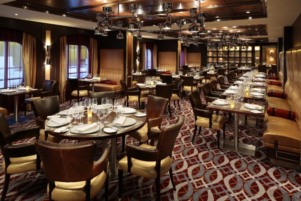 Cruiseschip-Odyssey of the Seas-Ovation of the Seas-Quantum of the Seas-Spectrum of the Seas-Royal Caribbean International-Restaurant Chops Grille