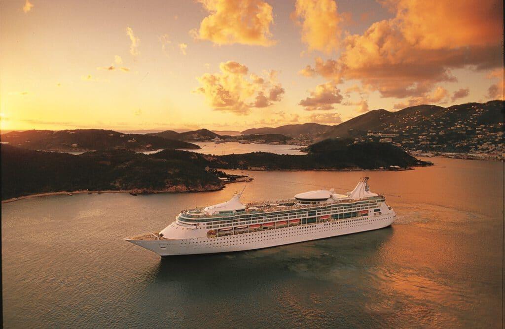 Cruiseschip-Rhapsody of the Seas-Royal Caribbean International-Schip