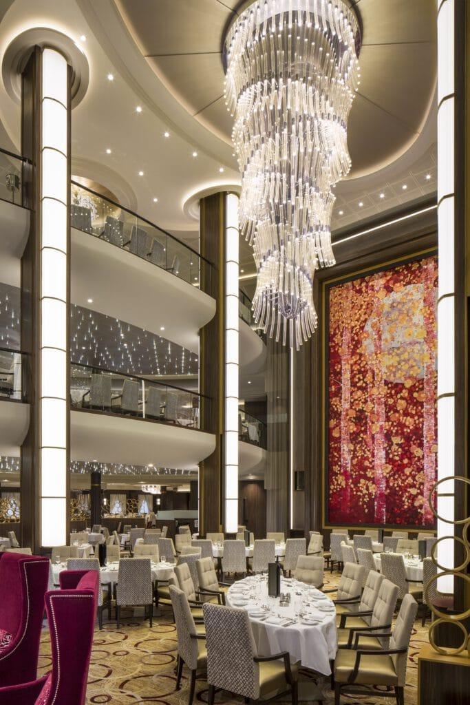 Cruiseschip-Symphony of the Seas-Royal Caribbean International-Main Dining Room
