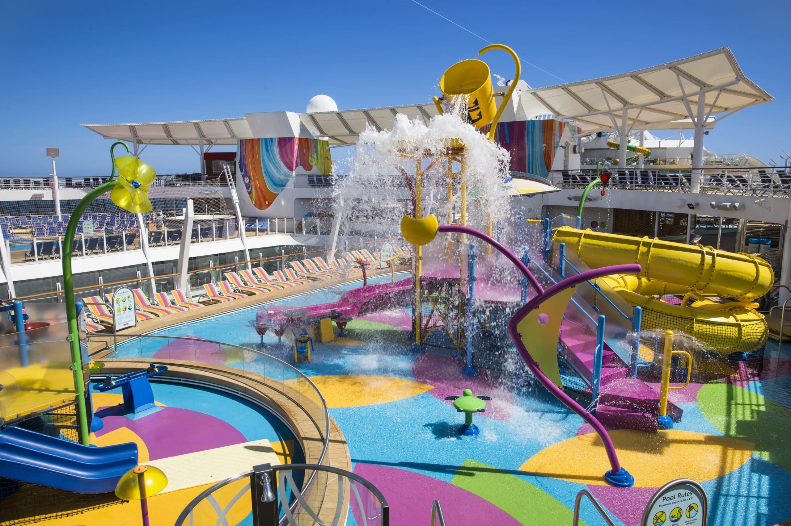 Cruiseschip-Symphony of the Seas-Royal Caribbean International-Splash Aquapark