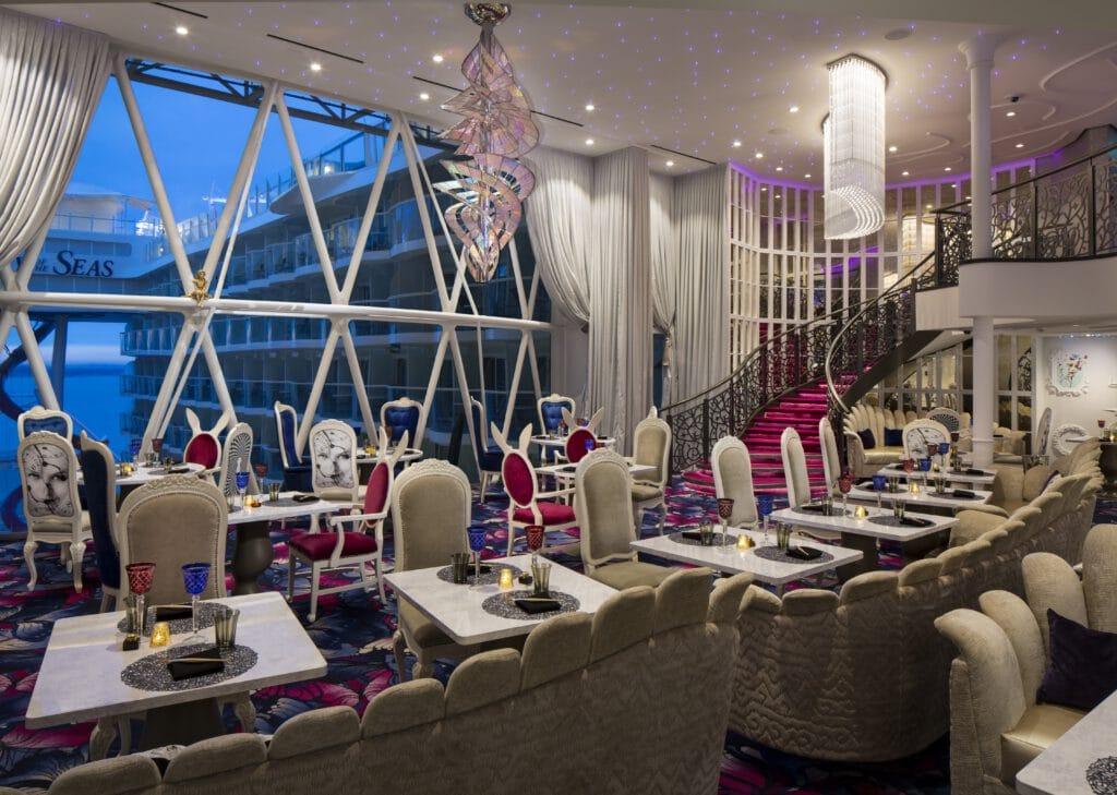 Cruiseschip-Symphony of the Seas-Royal Caribbean International-Restaurant Wonderland