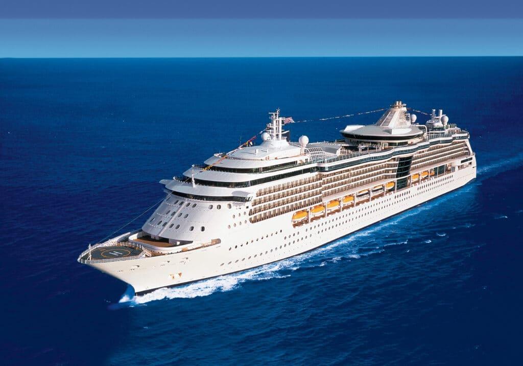 Cruiseschip-Serenade of the Seas-Royal Caribbean International-Schip