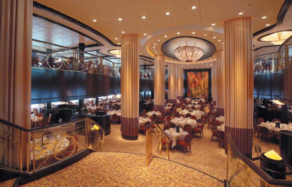 Cruiseschip-Radiance of the Seas-Royal Caribbean International-Restaurant