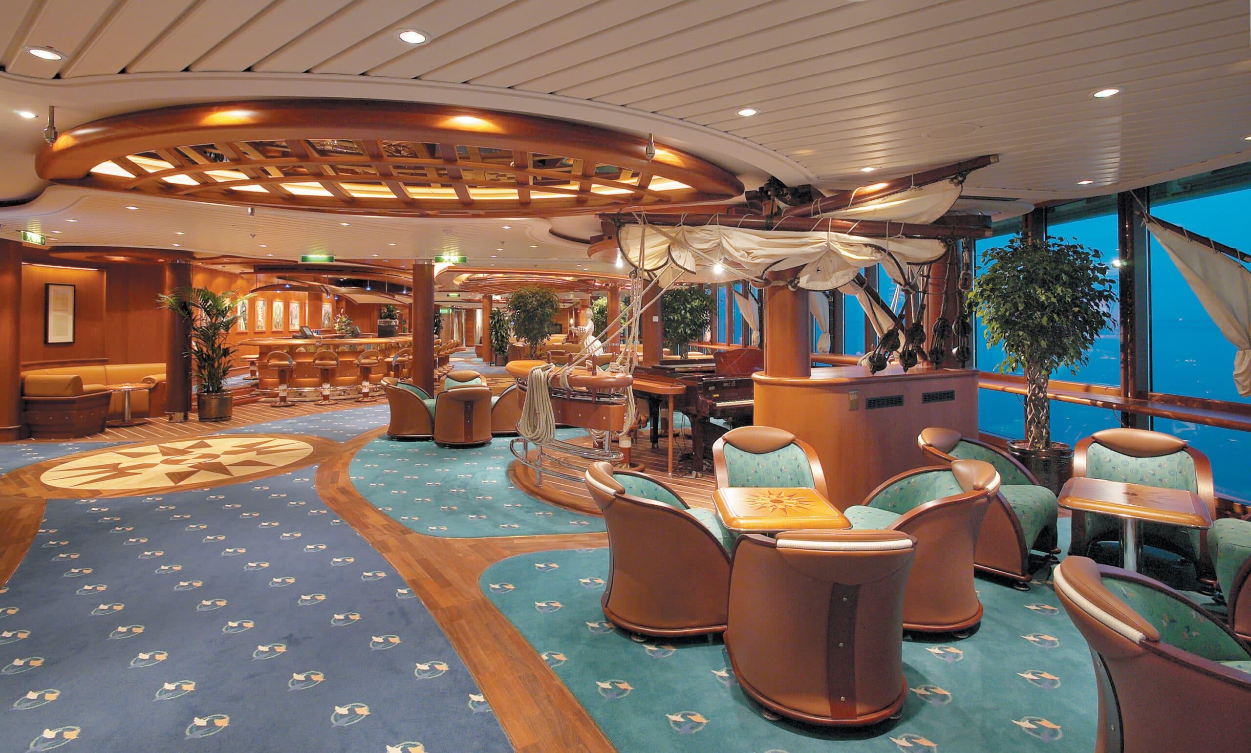 Cruiseschip-Jewel of the Seas-Royal Caribbean International-SchoonerBar