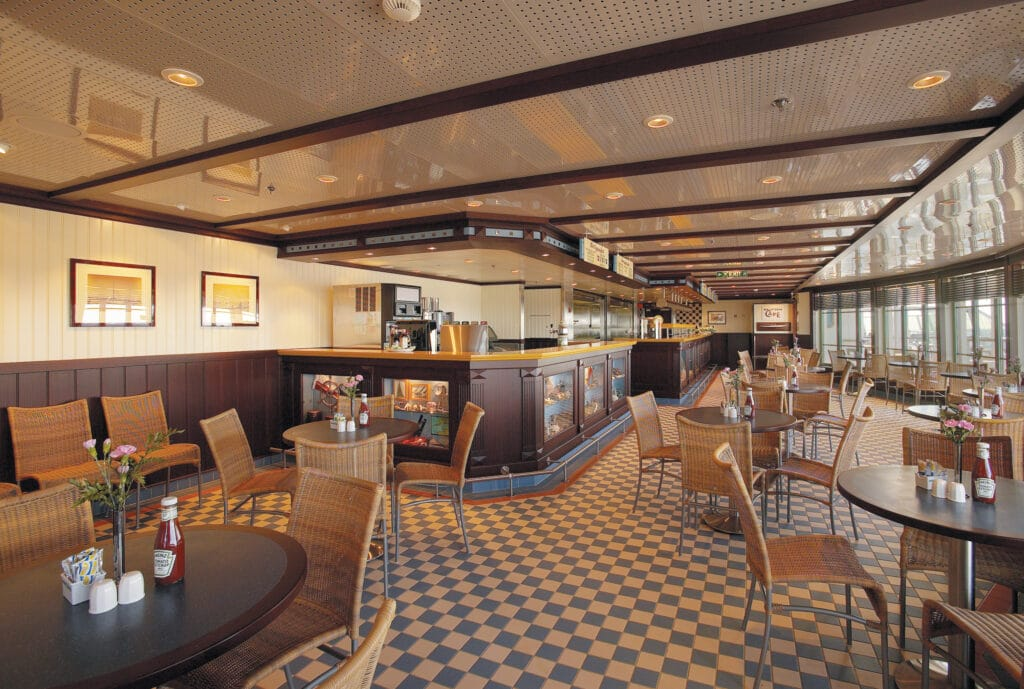 Cruiseschip-Jewel of the Seas-Royal Caribbean International-SeaviewCafe
