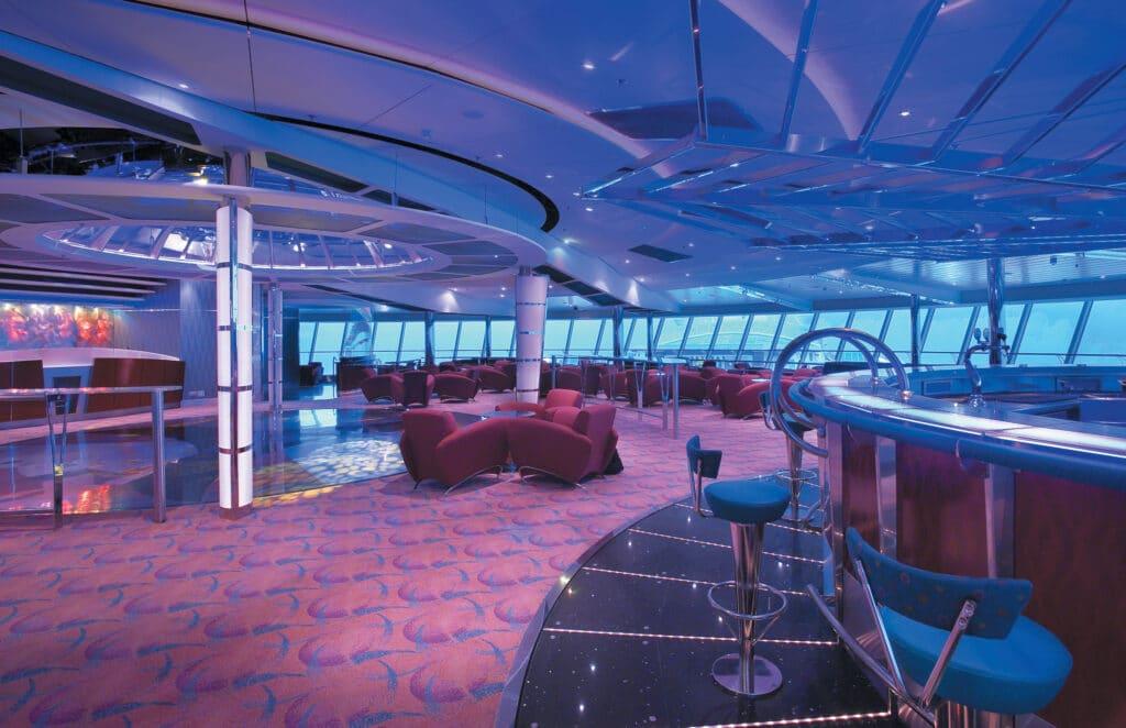 Cruiseschip-Serenade of the Seas-Royal Caribbean International-Lounge
