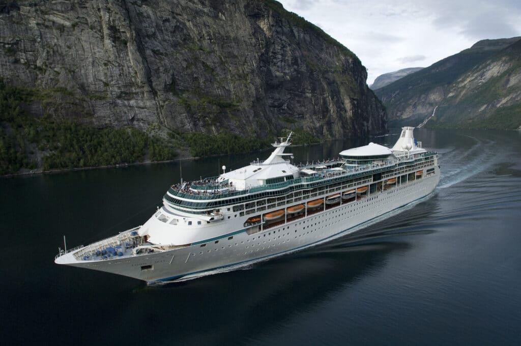 Cruiseschip-Vision of the Seas-Royal Caribbean International-Schip