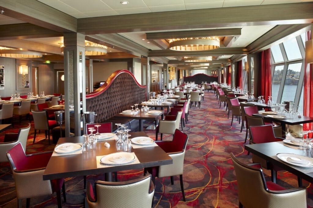 Cruiseschip-Adventure of the Seas-Royal Caribbean International-Restaurant Chops Grille
