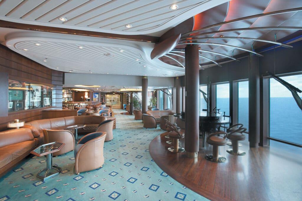 Cruiseschip-Vision of the Seas-Royal Caribbean International-Schooner Bar