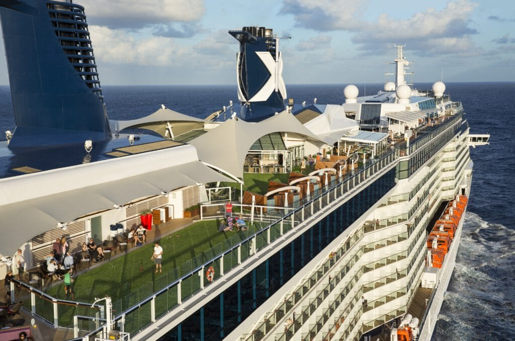 Cruiseschip-Celebrity Reflection-Celebrity Cruises-Schip