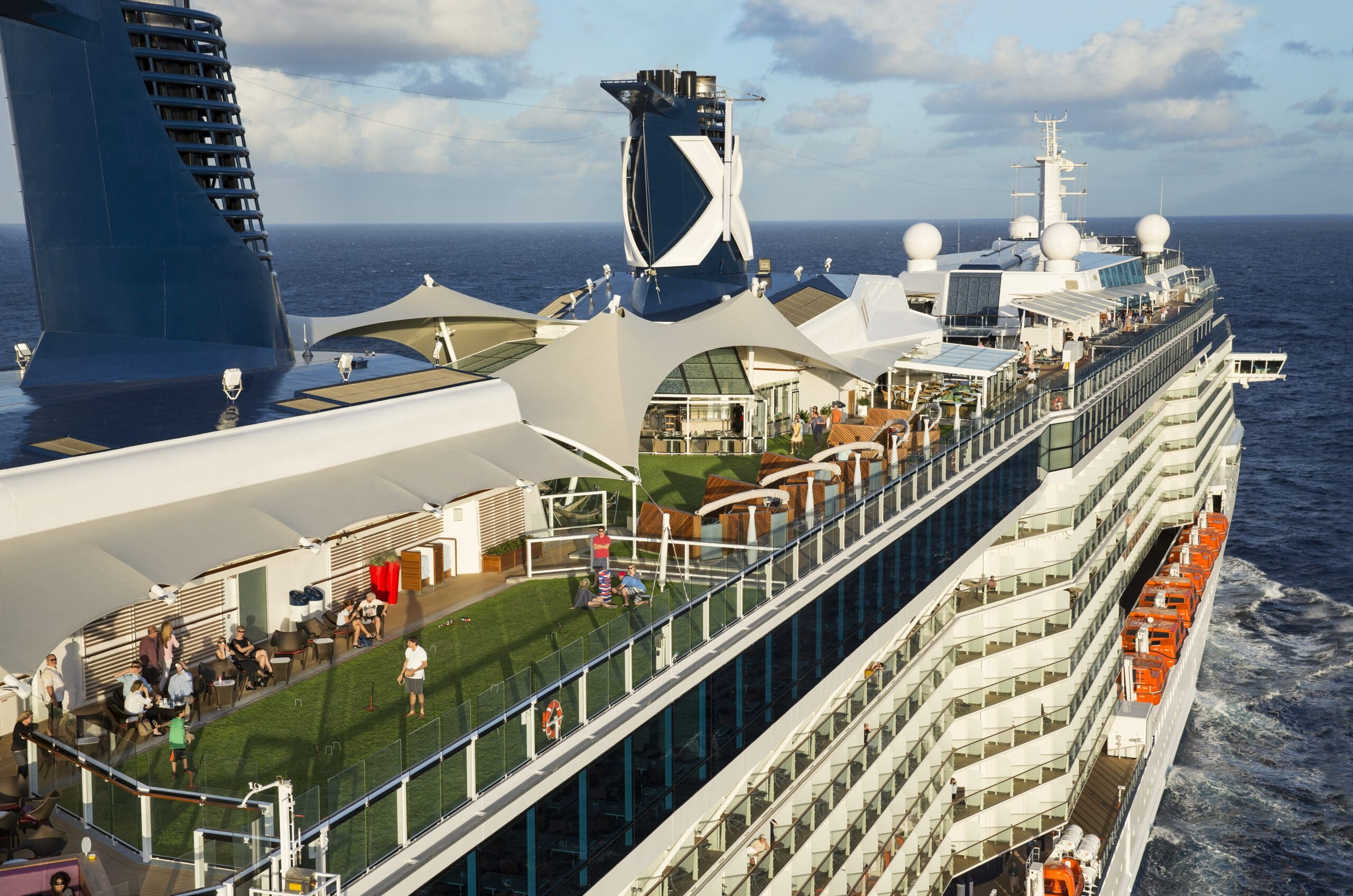 Cruiseschip-Celebrity Reflection-Celebrity Cruises-Schip