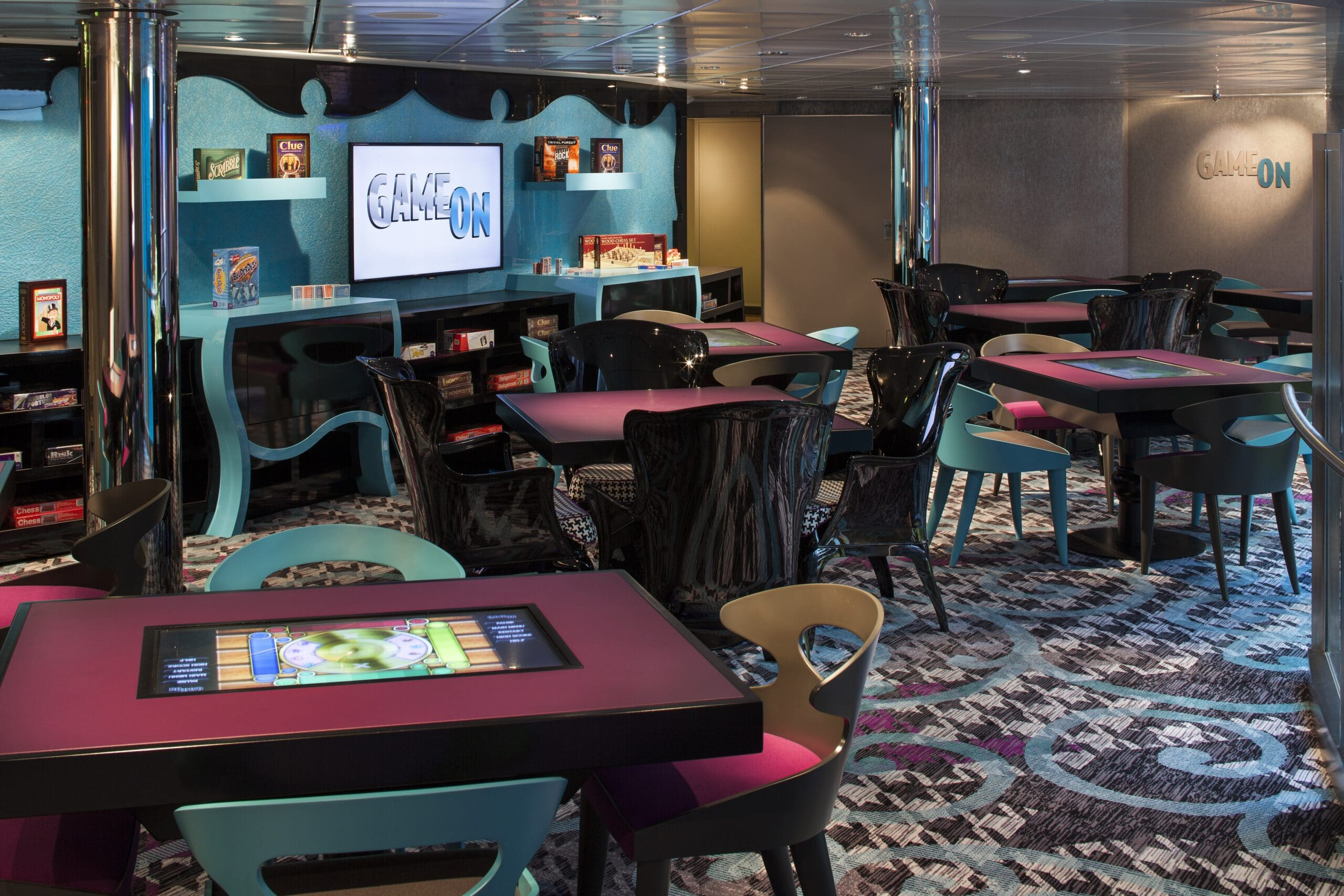 Cruiseschip-Celebrity Reflection-Celebrity Cruises-Casino
