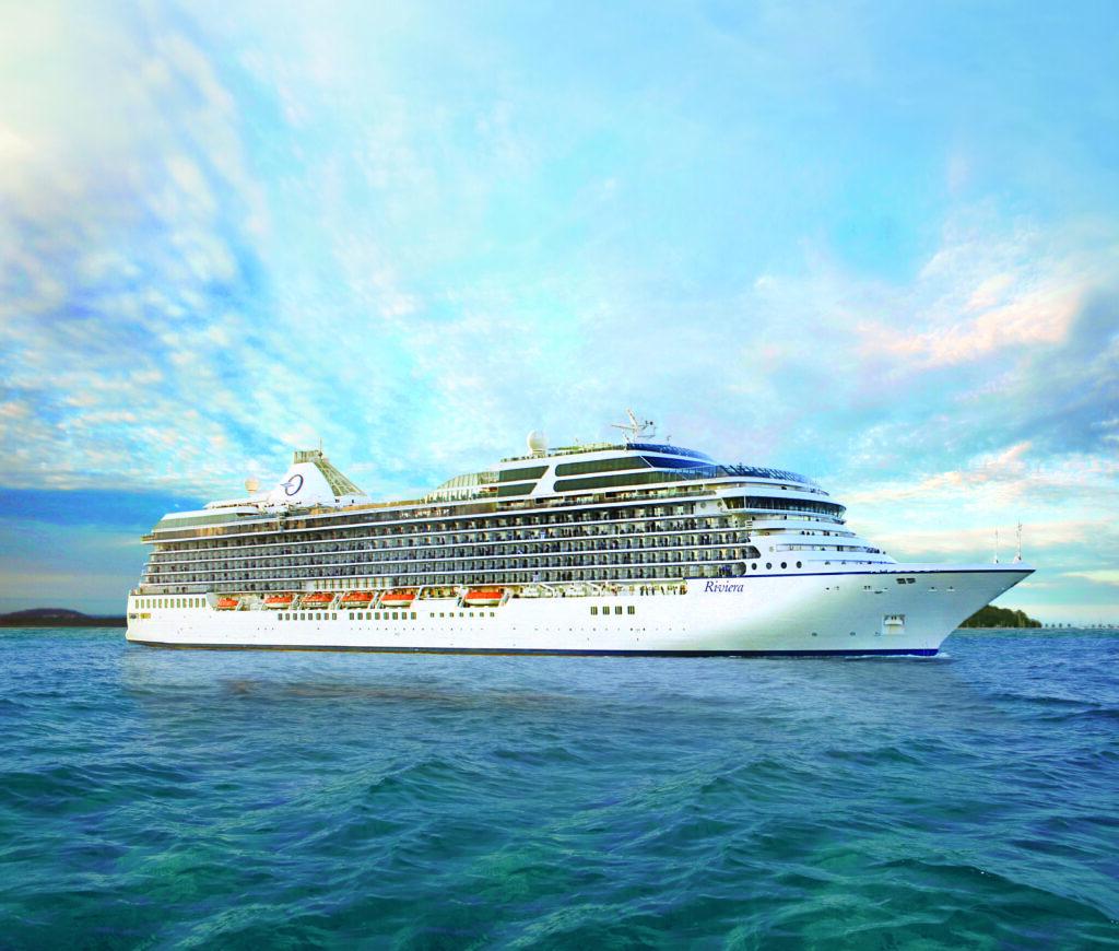 Cruiseschip-Riviera-Oceania Cruises-Schip
