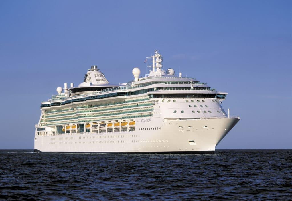 Cruiseschip-Brilliance of the Seas-Royal Caribbean International-Schip