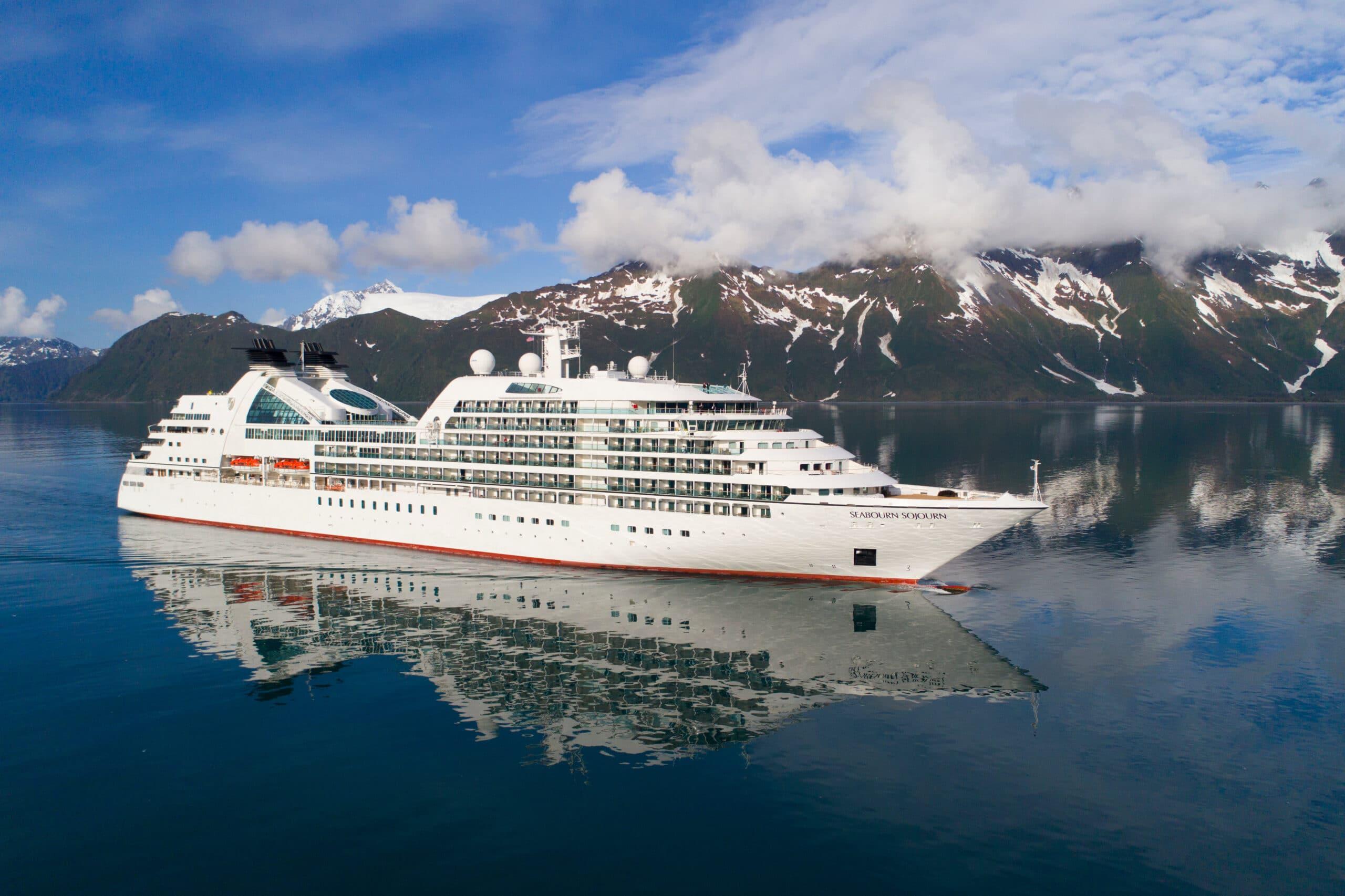 Cruiseschip-Seabourn Sojourn-Seabourn Cruise Line-Schip