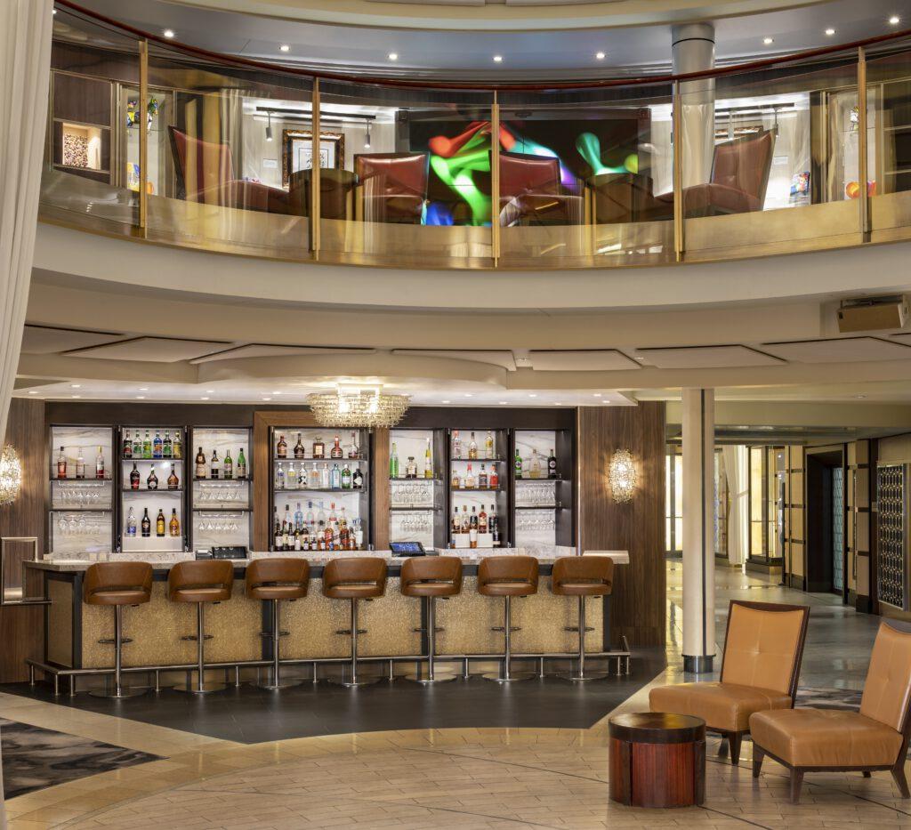 Cruiseschip-Celebrity Silhouette-Celebrity Cruises-Bar