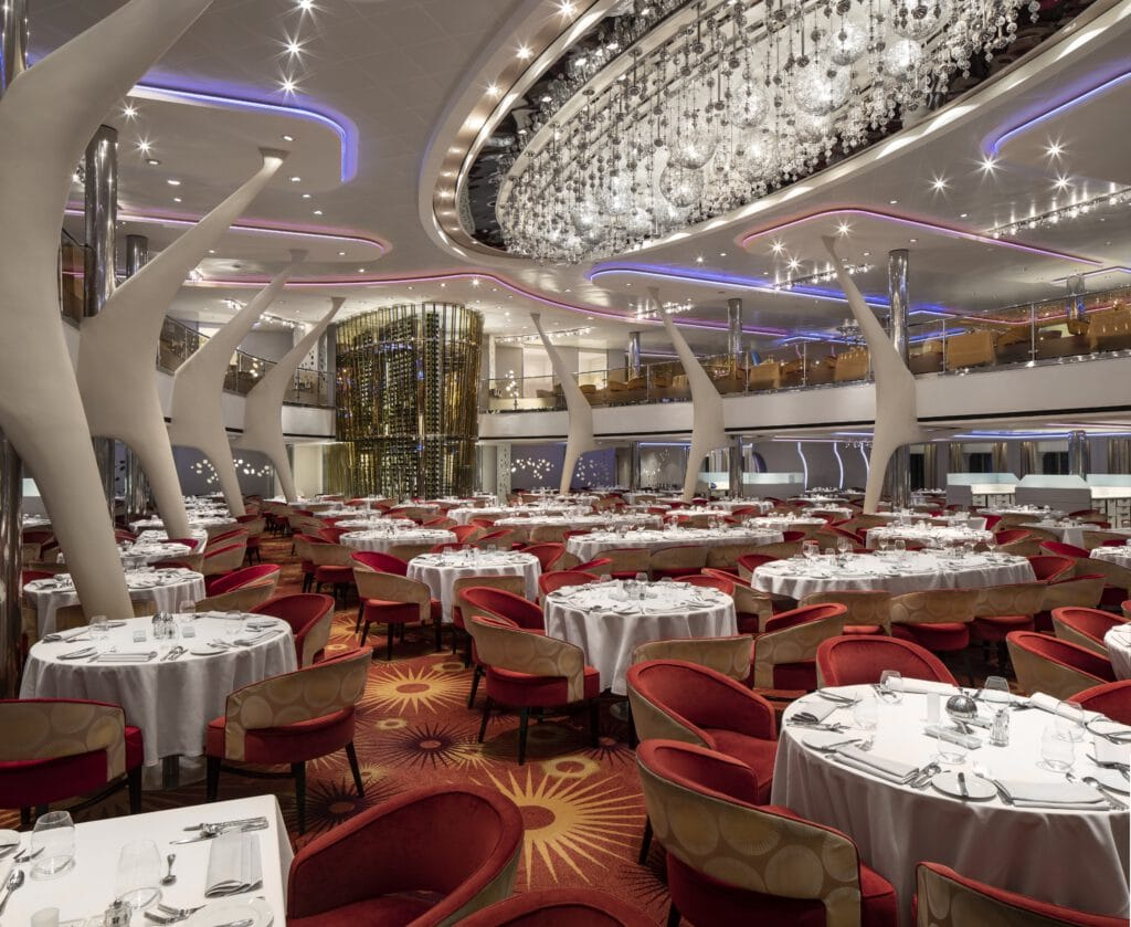 Cruiseschip-Celebrity Silhouette-Celebrity Cruises-Grand Cuvee Restaurant