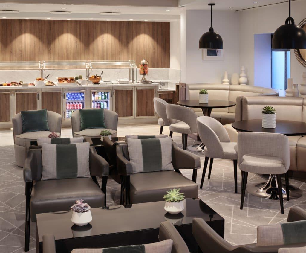 Cruiseschip-Celebrity Silhouette-Celebrity Cruises-The Retreat Lounge