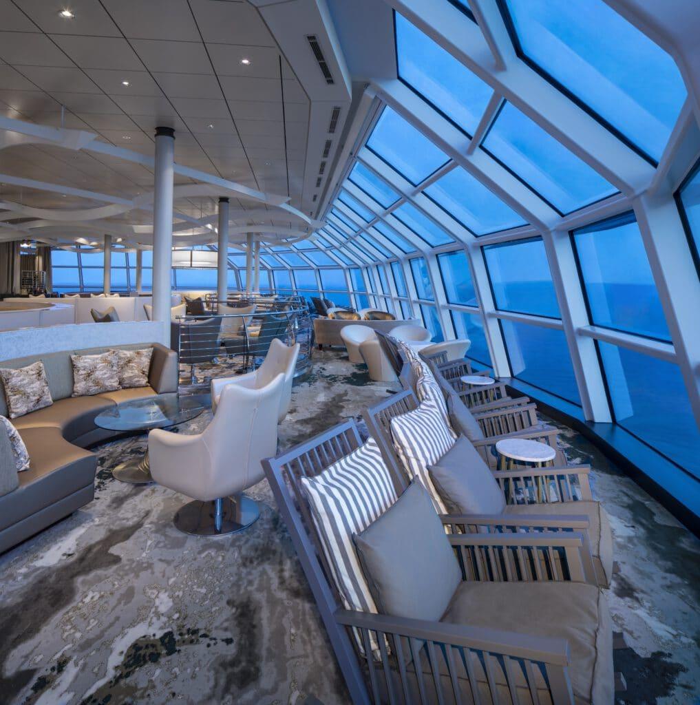 Cruiseschip-Celebrity Silhouette-Celebrity Cruises-Sky Lounge