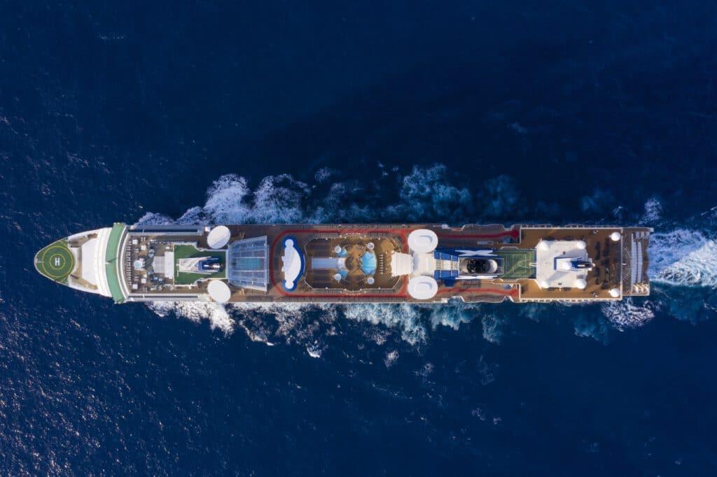 Cruiseschip-Celebrity Summit-Celebrity Cruises-Schip