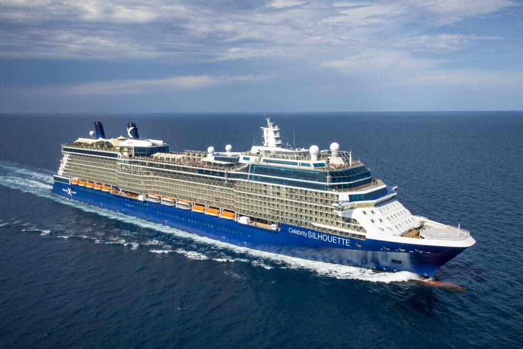 Cruiseschip-Celebrity Silhouette-Celebrity Cruises-Schip