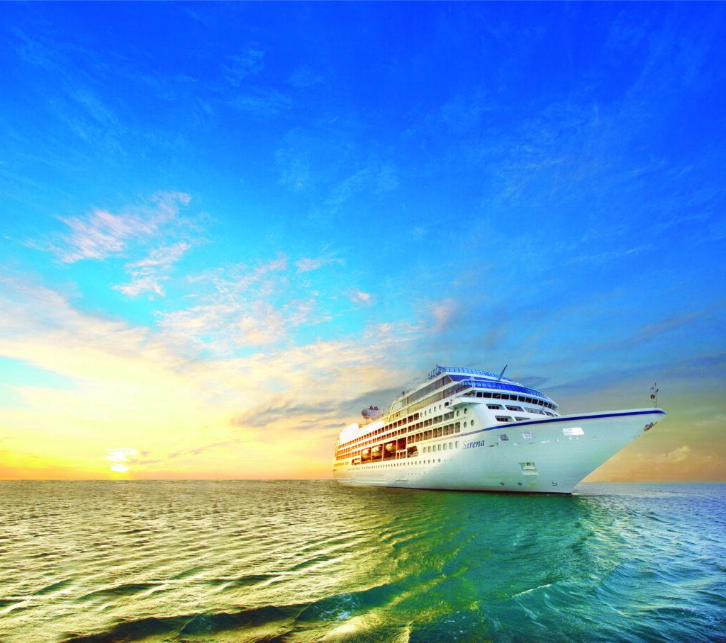 Cruiseschip-Sirena-Oceania Cruises-Schip