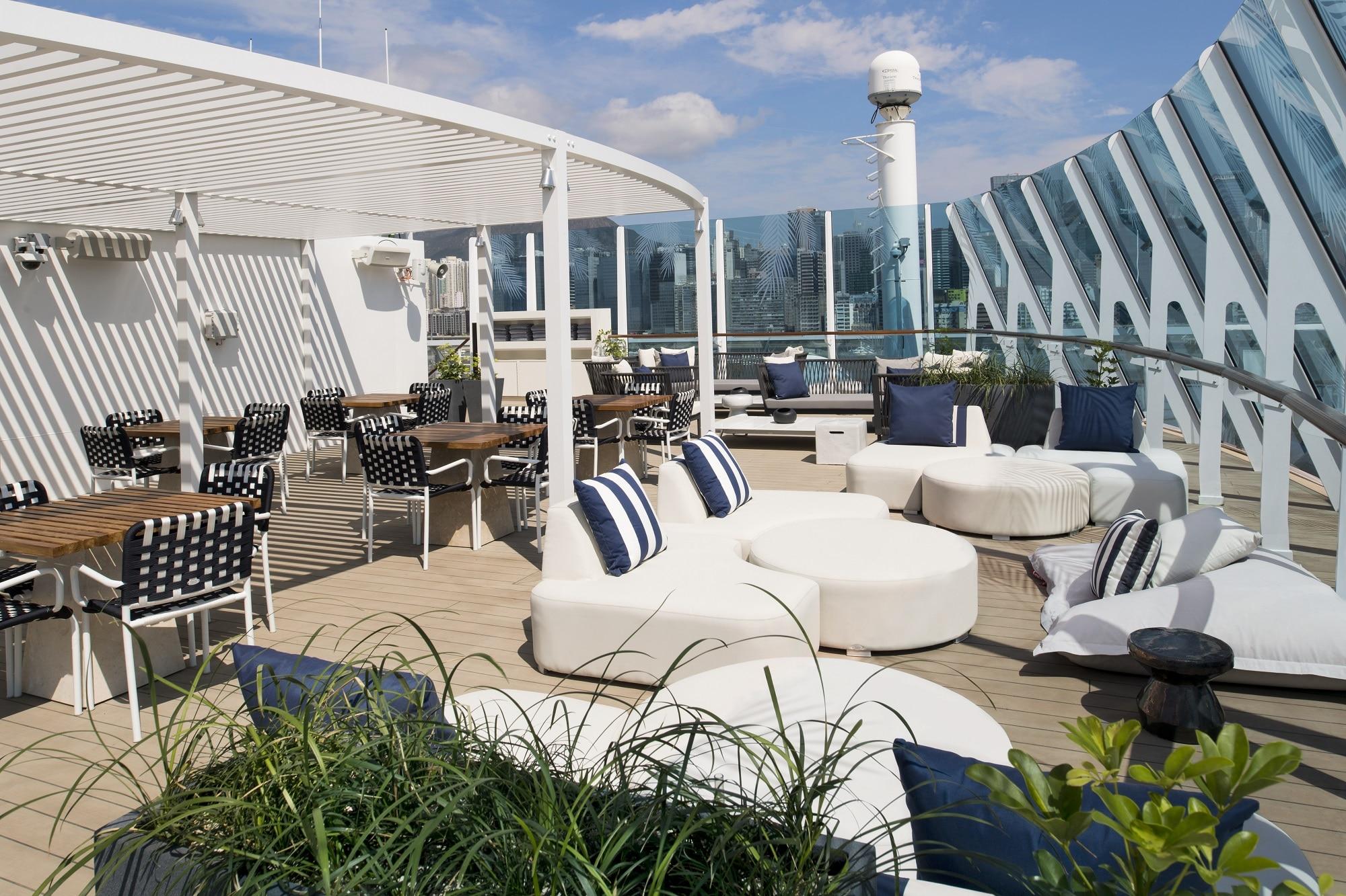 Cruiseschip-Celebrity Millennium-Celebrity Cruises-The Retreat Zonnendeck