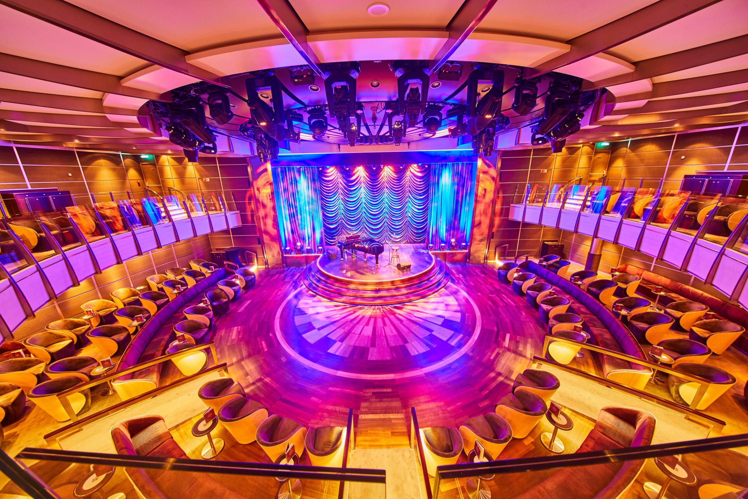 Cruiseschip-MS Europa 2 -Hapag Lloyd Cruises-Theater