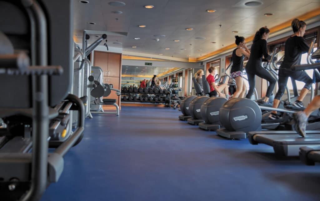 Cruiseschip-Seven Seas Voyager-Regent Seven Seas Cruises-Fitness Center