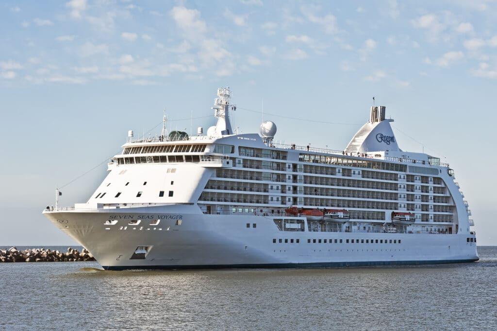 Cruiseschip-Seven Seas Voyager-Regent Seven Seas Cruises-Schip