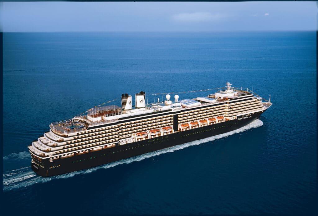Oosterdam-Holland America Line-Cruiseschip