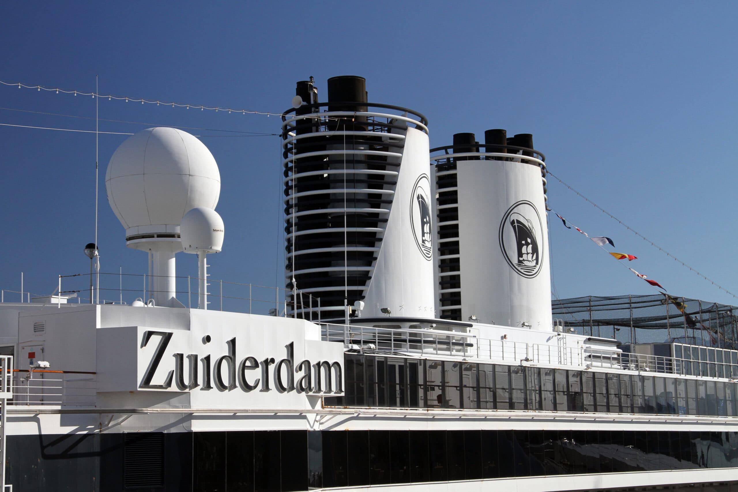 Zuiderdam-Holland America Line-Cruiseschip