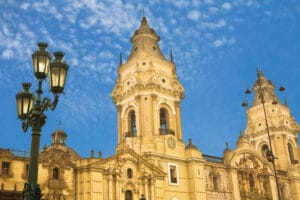 Zuid-Amerika-Peru-Lima