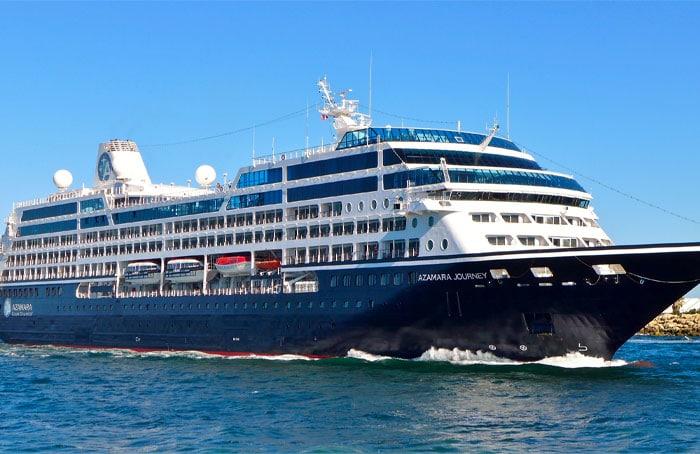 Cruiseschip-Azamara Journey-Azamara-Schip
