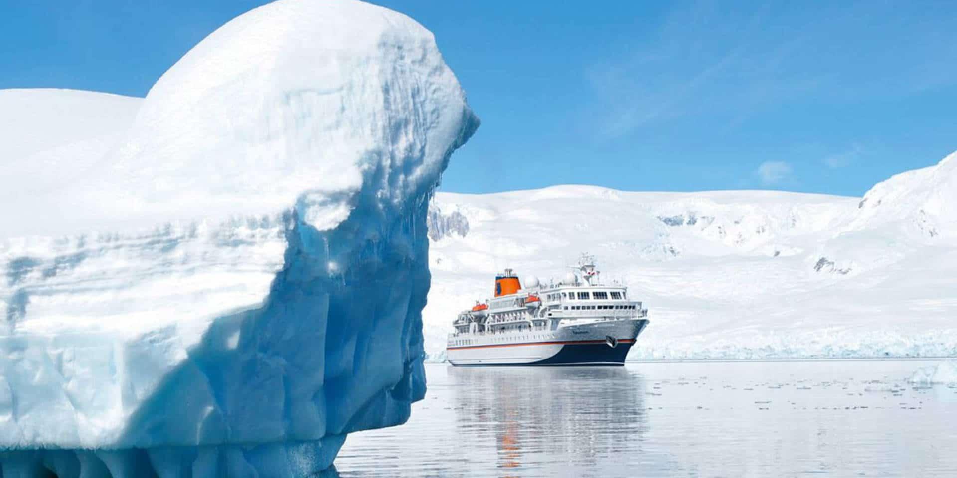 Cruiseschip-MS Bremen-Hapag Lloyd-Schip