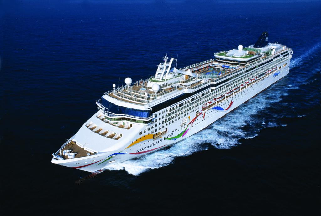 Cruiseschip-Norwegian Dawn-Norwegian Cruise Line-Schip
